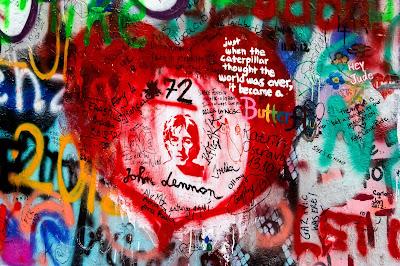 John Lenon's wall