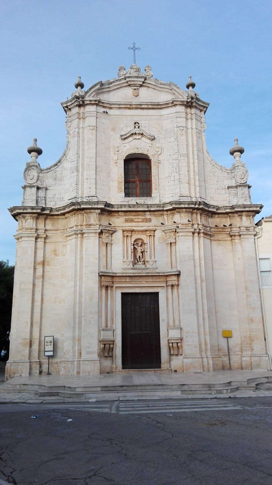 chiesa di s. michele arcangelo, ruvo di puglia