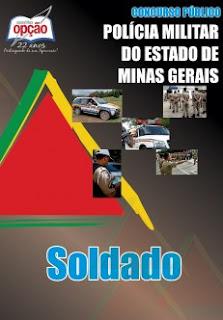 Apostila PM MG - Soldado CFSd QPPM/2016