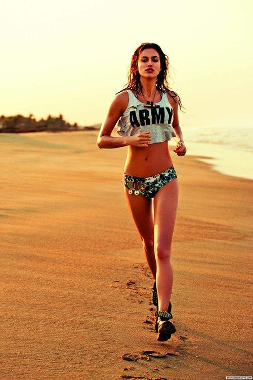 Irina Shayk: Super Sexy for Agua Bendita Swimwear » Gossip | Irina Shayk