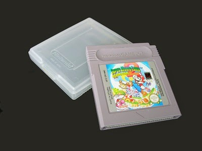 GameBoy Game Pak for Super Mario Land 2