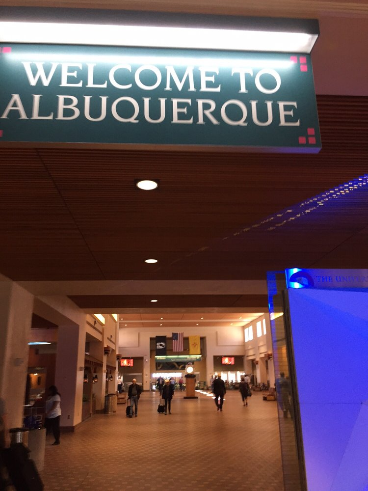 THE ALBUQUERQUE SUNPORT
