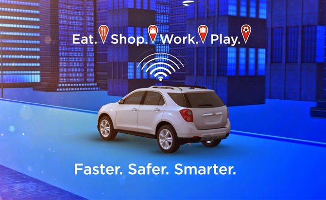 NEW OnStar AtYourService Feature Offers In-Car Shopping
