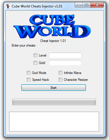 Cube World Cheats