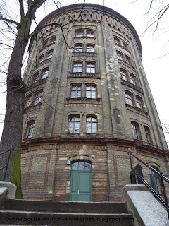 kollwitzkiez, prenzlauer berg, Wasserturm, berlin