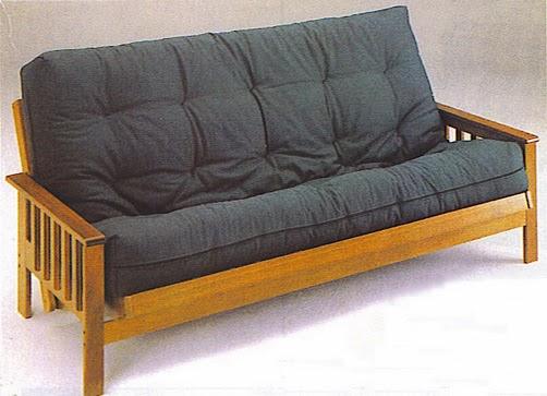 canapé futon