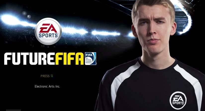 future fifa real life video game