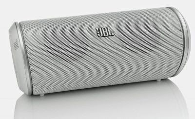 Buy  Jbl Flip Portable Bluetooth Speaker Supports Microsd - White Color  Online | Best Prices in India: Rediff Shopping