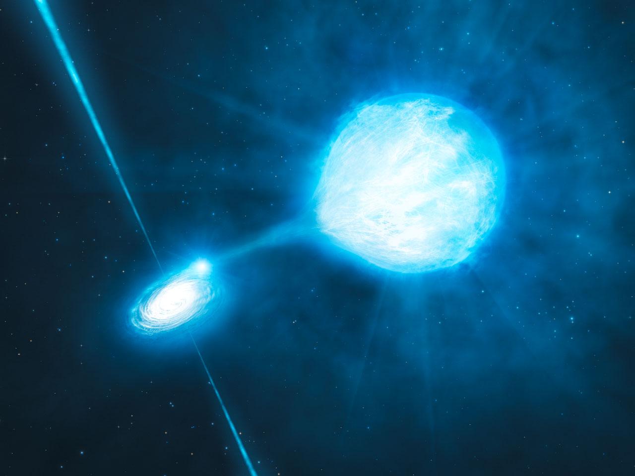 giant star blue white - photo #25