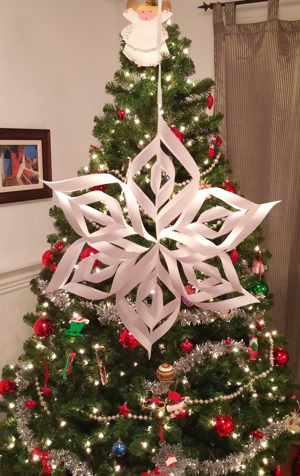 This Paper Craft Was Taught To Me By One Of My Teacher Colleagues At Work.  She Does Them Every Year With Her Students And Every Year I Marvel At How  ...
