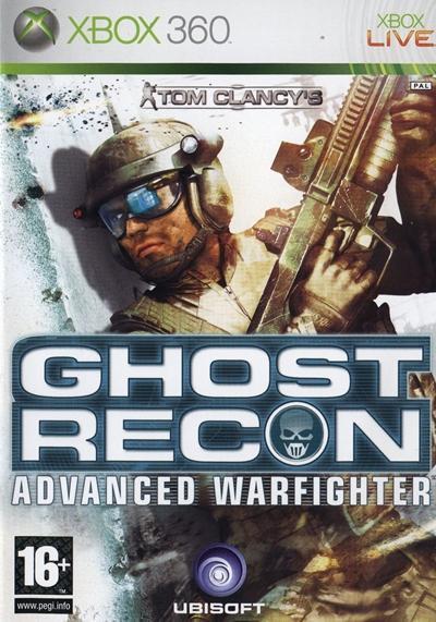 Tom Clancy's Ghost Recon Advanced Warfighter Xbox 360 Español Región Free Descargar
