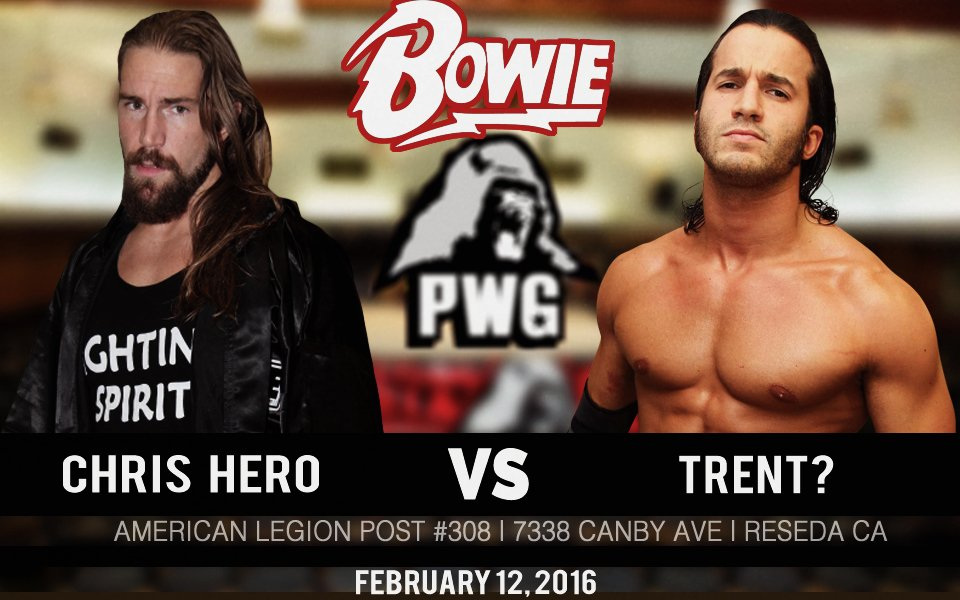 Chris Hero 2016 Pwg