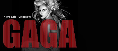 Lady Gaga's new sing - The Edge of Glory