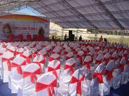 Tổ chức sự kiện Trần Gia - Cho thuê nhà bạt, nhà dù, bàn ghế đại biểu