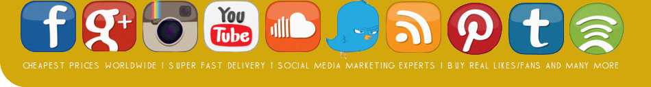 Buy Cheap Facebook Likes, Twitter Followers and Social Media Marketing Services