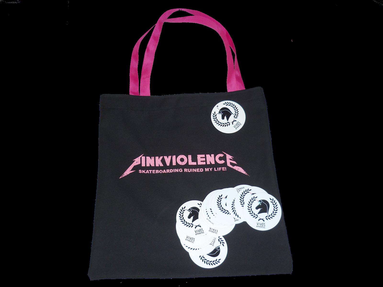 vivos apparatus x ironxhanger x pinkviolence ©