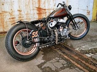 JAMESVILLE '42 WLC FLATHEAD