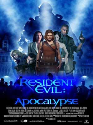 Vùng Đất Quỹ Dữ 2: Ngày Tận Thế - Resident Evil 2: Apocalypse (2004)