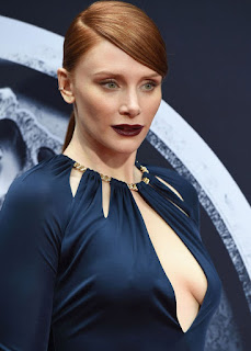Bryce Dallas Howard to return for Jurassic World 2