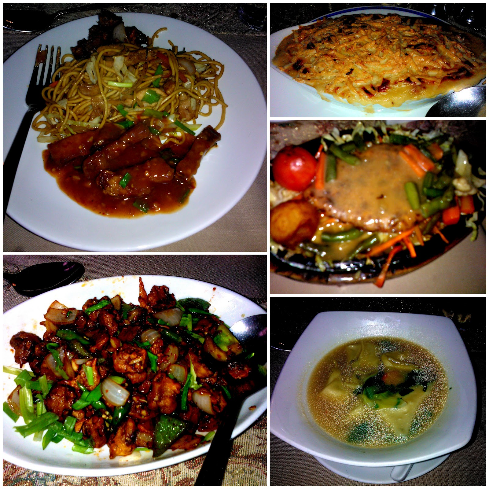 Eating Out in Gangtok