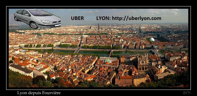 Uber Lyon