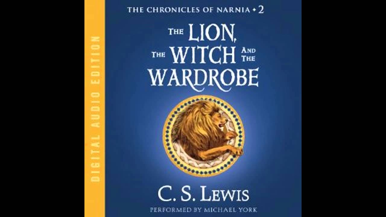 Audio book of Chronicles of Narnia