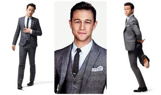 Joseph Gordon Levitt - suit style