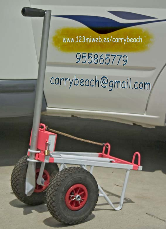 Carro playa for Coches con silla para carro