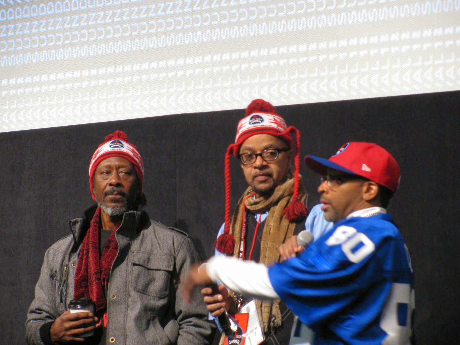Spike Lee ~ Sundance (2012)