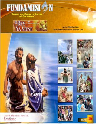 EL BAUTISMO BÍBLICO