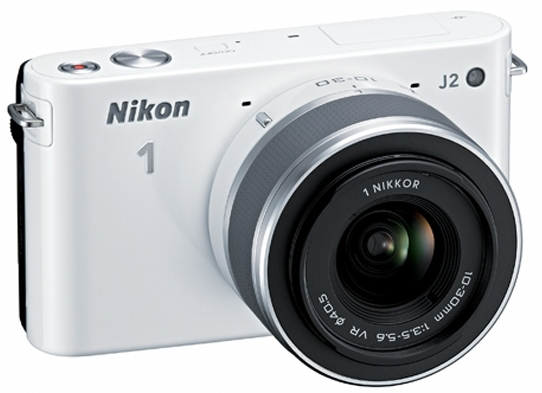 Nikon 1 J2, New Nikon mirrorless camera More Attractive with New Colors