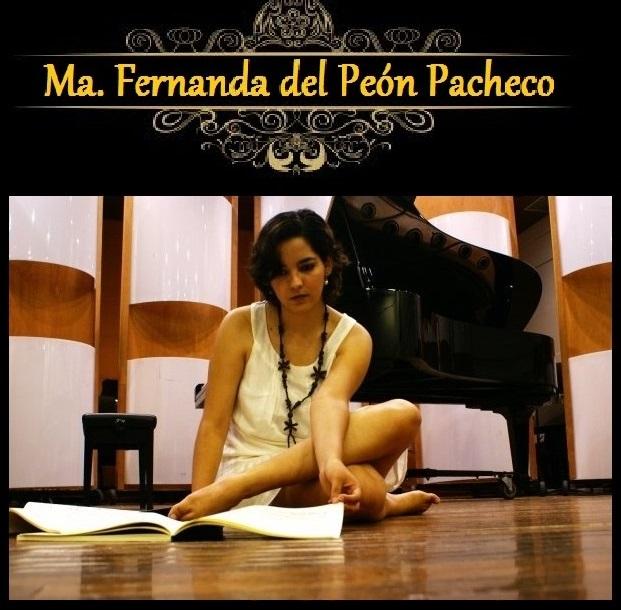 Ma. Fernanda del Peón Pacheco