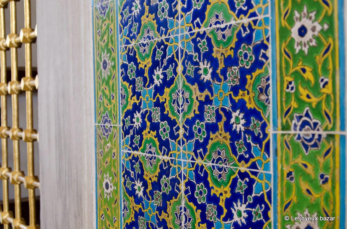 Istanbul - Sultanahmet - Palais de Topkapi