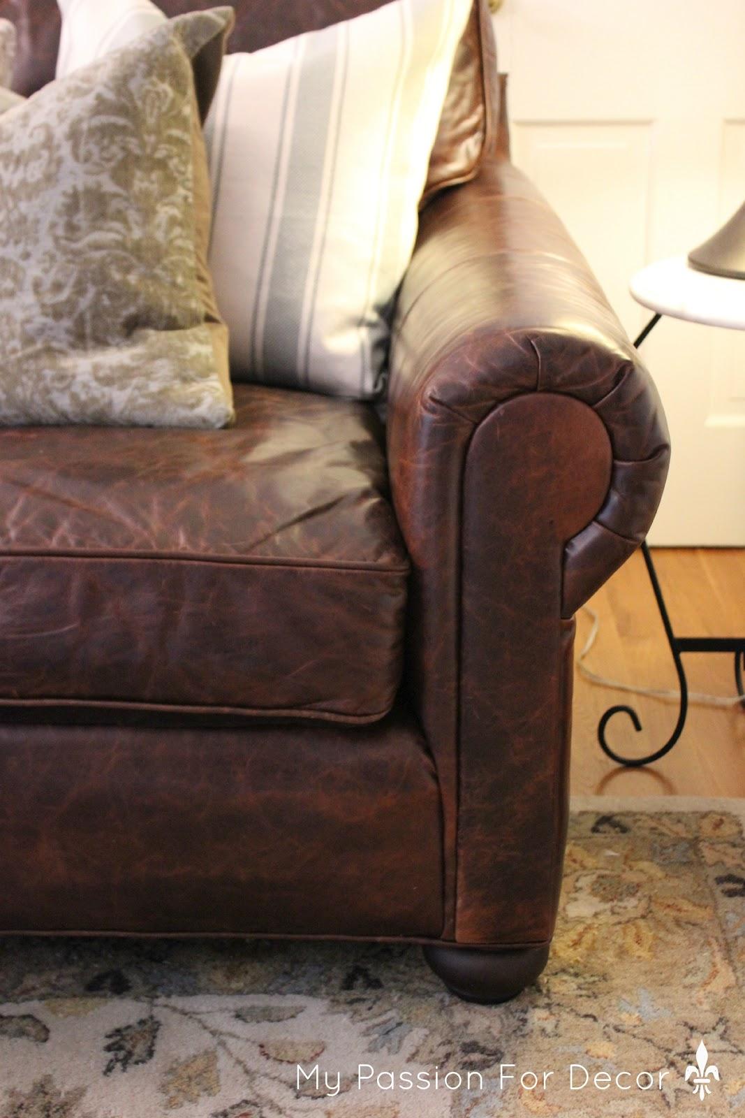 astoria art deco leather sofa bed