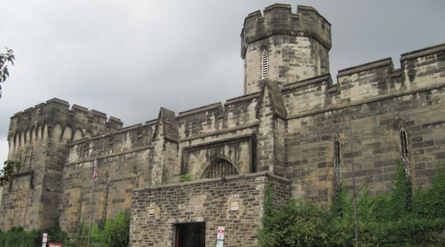 the eastern state penitentiary philadelphia amerika