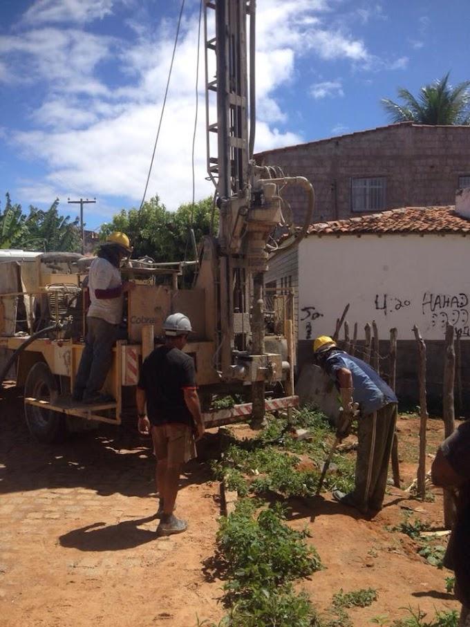 RN: Equipe do governo perfura poços em municípios com colapso de abastecimento