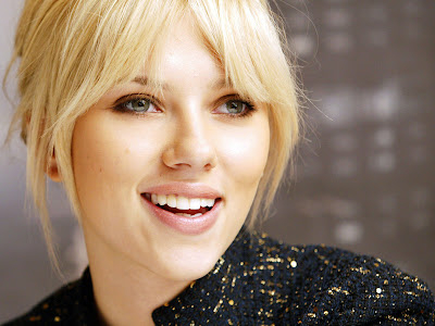 Scarlett Johansson Desktop Wallpapers HD