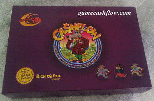 Game cashflow 101 Tân Bình