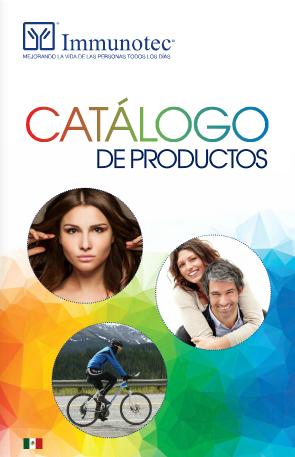 Descarga el catálogo de productos de Immunotec