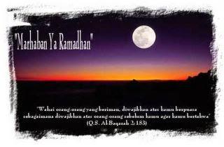 Selamat Datang Lagi Wahai Ramadhan 1435 H