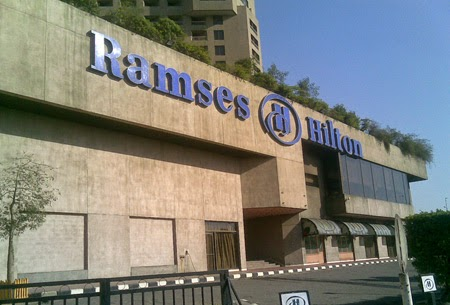 5-stars-hotels in Egypt : RAMSIS HILTON 5