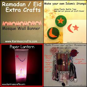 ramadan crafts extra Muslim Islamic