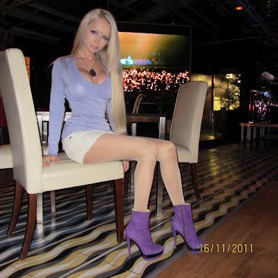 Living Barbie: Valeria Lukyanova_19