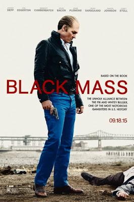 極黑勢力/黑勢力(Black Mass)poster