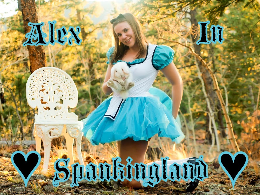 Alex in Spankingland