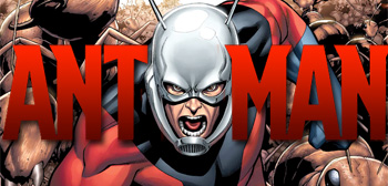 Antman Marvel Comics image