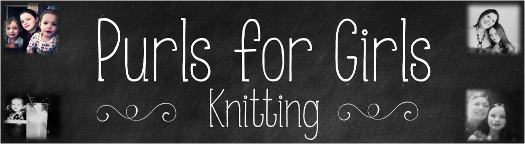 Purls for Girls - Knitting