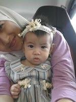 Eryna @ 8-month (6.5kg)