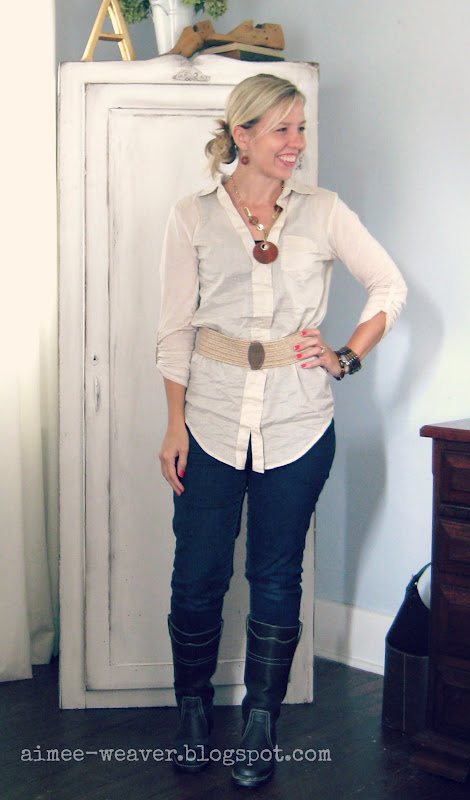 My pink life what i wore for Aimee weaver blogspot