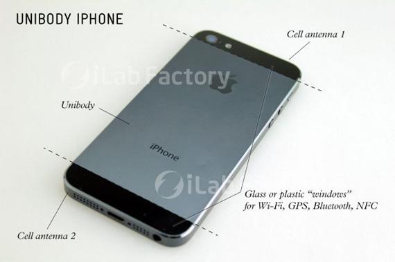 Designul iPhone 5 ii va conferi mai multa protectie telefonului